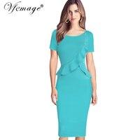 Женское платье Vfemage bodycon 2023