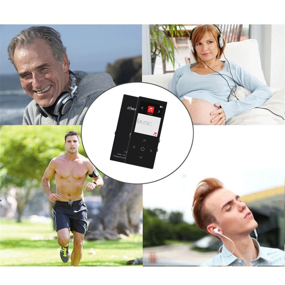 HiFi түпнұсқалық MP3 ойнатқышы 16 ГБ 1,8 - Портативті аудио және бейне - фото 6