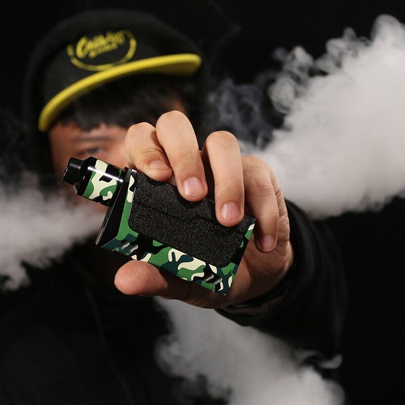 100W TC Vape Electronic cigarette 6ml 510 RDTA Vaporizer 3000mAh Vaper  Shisha Pen Electronic Hookah Smoke Vape E-Cigarette