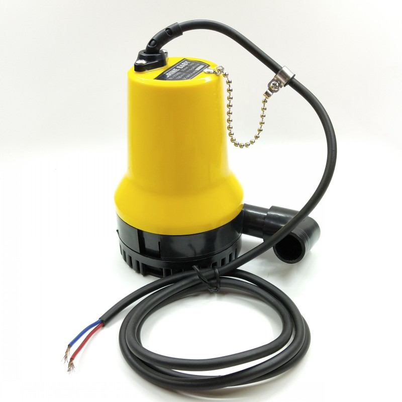 Max 1100GPH 12V 24V 50W bilge pump 24v for boat kayak fountain garden irrigation swimming pool cleaning farming in Pumps from Home Improvement