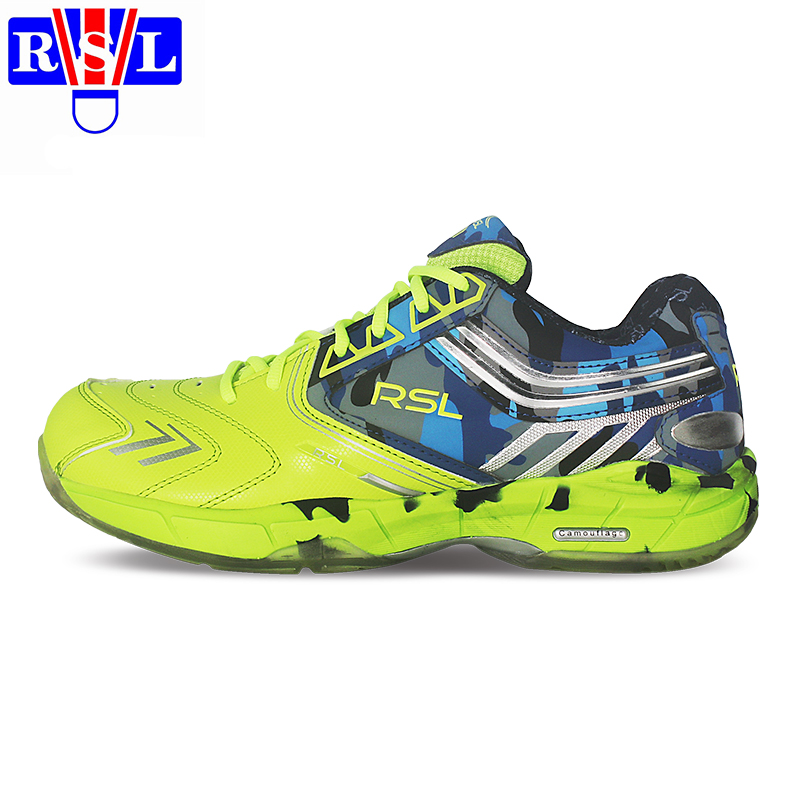 RSL Men's and women Child Badminton Shoe Tennis shoe Breathable Anti-Slippery Light Sneakers kids sport shoe table tennis shoes adidas performance women s cc rally comp w tennis shoe