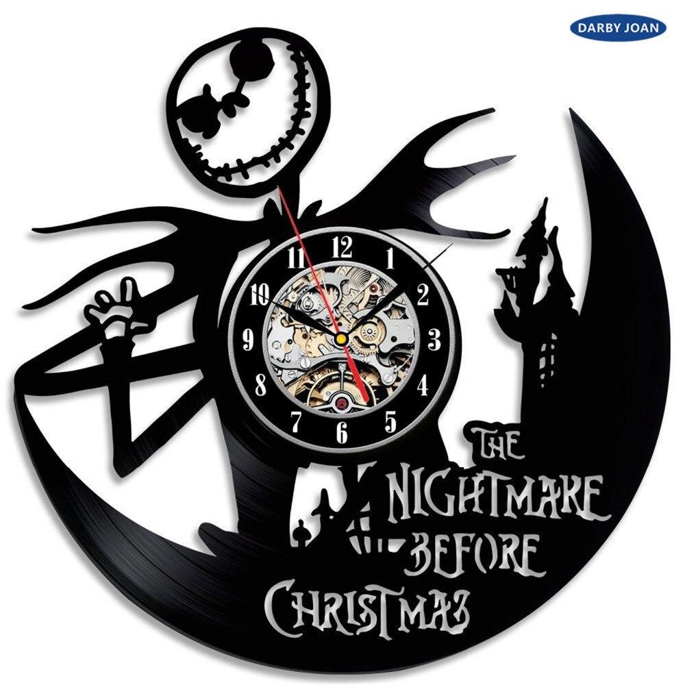 Nightmare Before Christmas Alarm Clock t