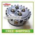 JS150-3/3C/JYM150/JS150 JIANSHE 150cc ENGINE clutch plate motorcycle accessories free shipping