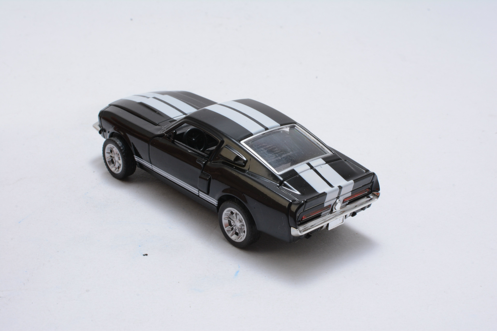 Ford Mustang GT 1967 GT500 Toy Car 13x5x35cm 15
