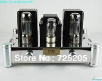 HIFI Single Ended Pure Class A Tube Amplifier 6N2J Preamp EL34 Power Amp 5Z4PJ Rectifier Mirror