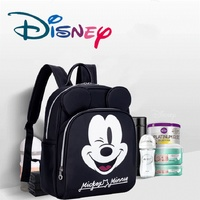 Disney mother & kids nappy bag mummy bag Multi function outdoor with baby large capacity mother bag shoulders fashion backpack
