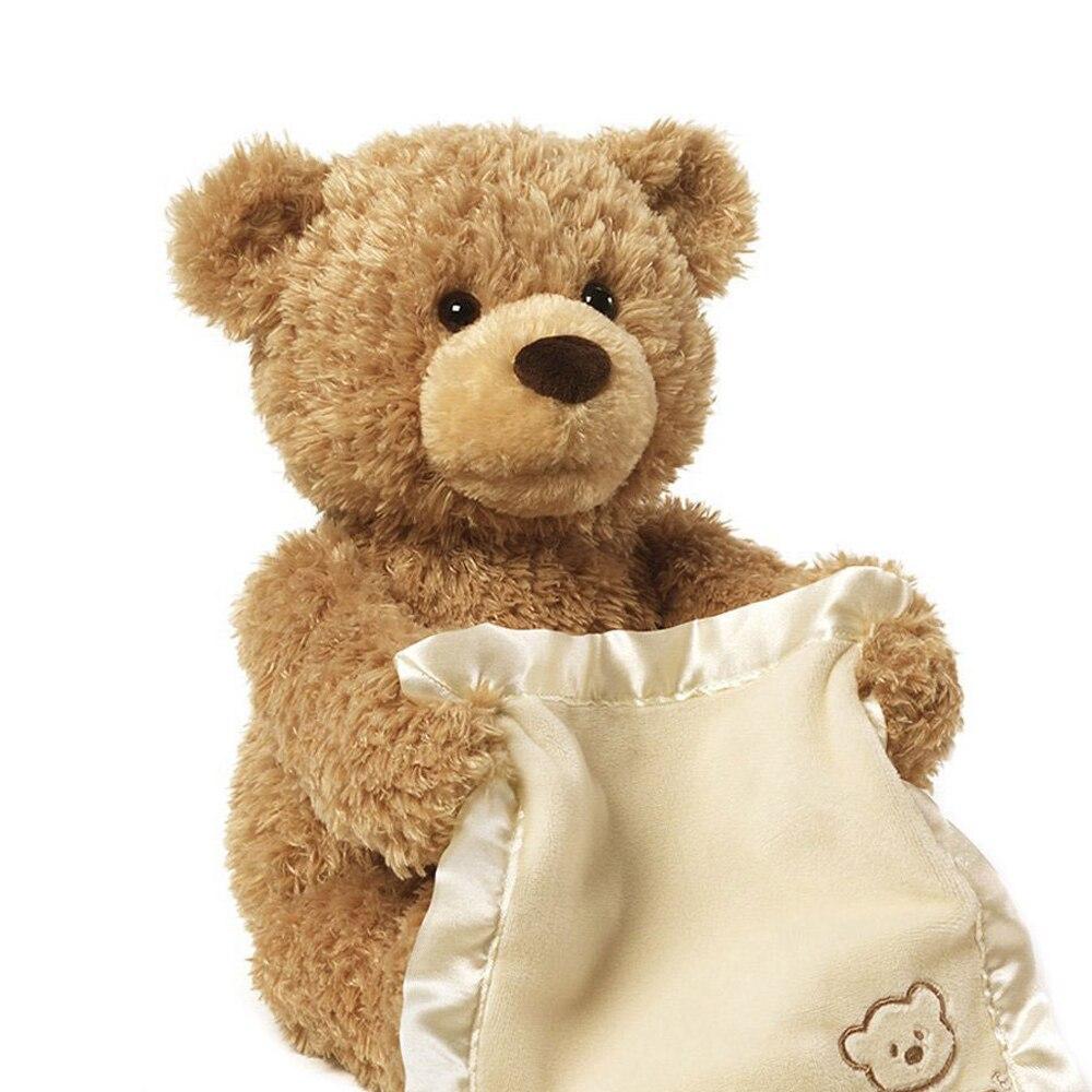 Schöne 30 cm Teddybär Beste Geschenke für Kinder Geburtstag Neue Jahr Weihnachten Geschenk