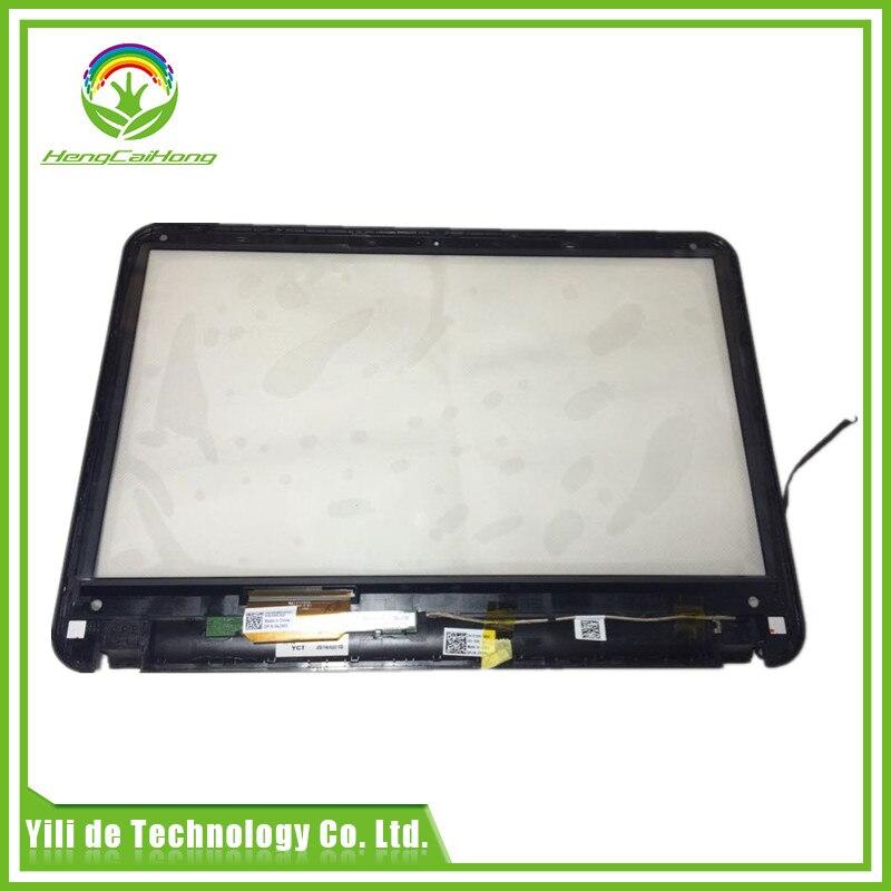 "DELL INSPIRON 15R-5537 Touch Glass Digitizer 15 5537 TOUCH GLASS BEZEL 15.6/"""
