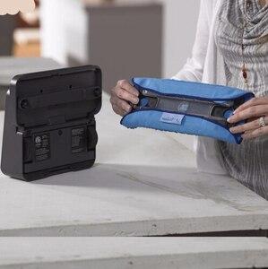 Image 4 - Peças originais de substituição para irobot pro limpo almofada do reservatório para braava chão esfregar robô alta qualidade frete grátis