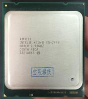 Intel Xeon Processor E5 2690 E5 2690 Eight Core 2.9G SROL0 C2 LGA2011 CPU 100% working properly PC Server Desktop Processor