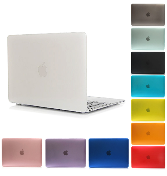 все цены на Matte Rubberized Hard Case Cover For Macbook Pro 13 15 Pro Retina 12 13 15 Macbook Air 11 13 A1706 A1708 Laptop Shell-YCJOYZW