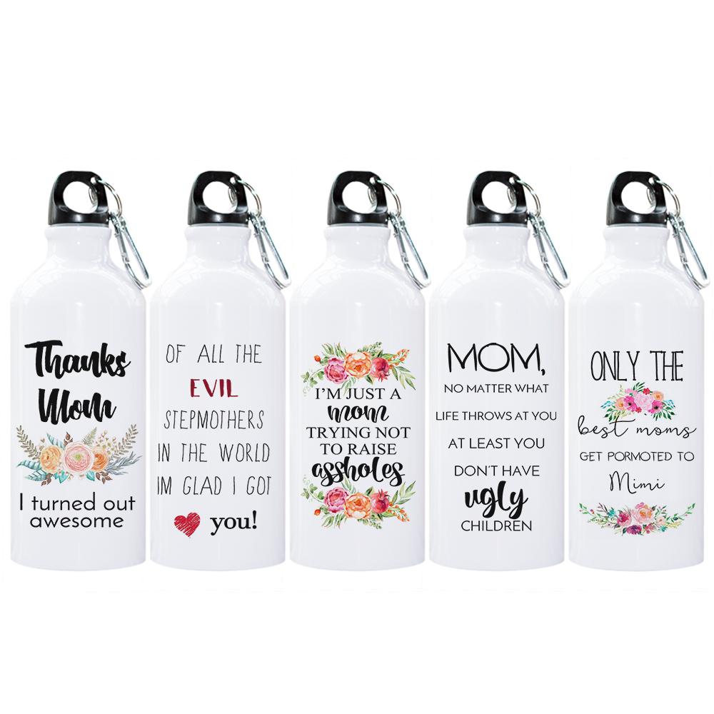 60edcd5bc5 Detail Feedback Questions about Unique Gift for Moms Customized Sport Water  Bottle Grandma's Gift Mothers' Day Gift Aluminum Outdoor Bottle Personalized  ...