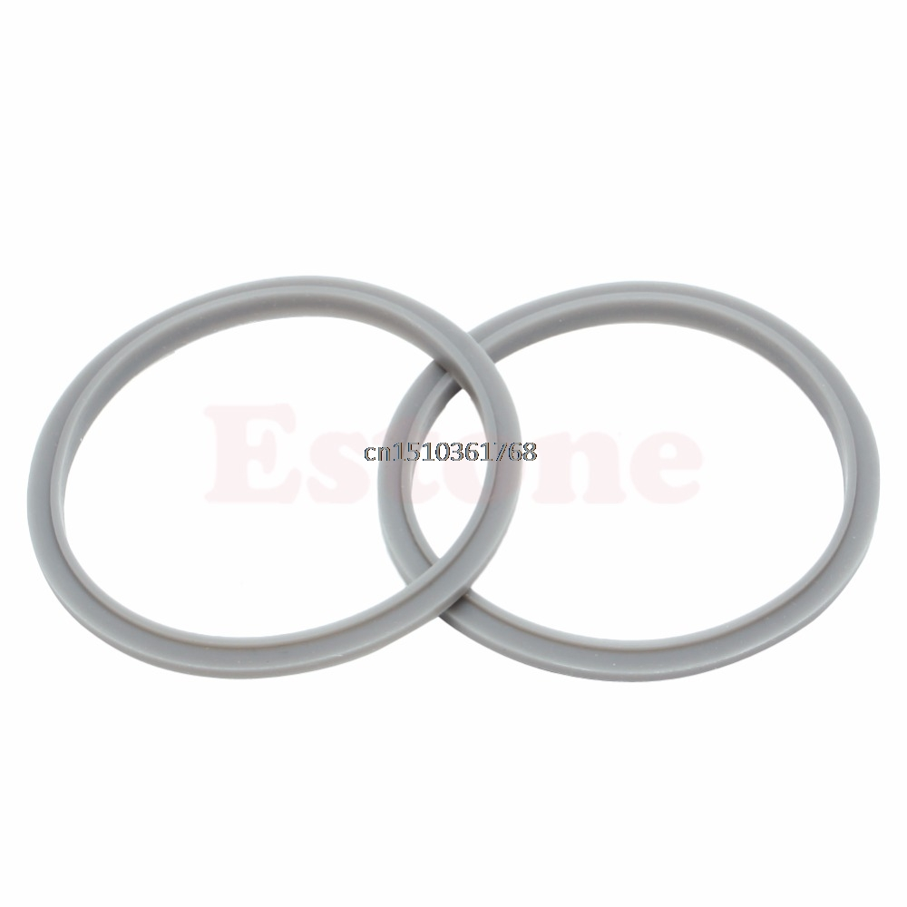 2Pcs Gaskets For NutriBullet Nutri Bullet Extractor Juicer Seal Ring 900W New #Y05# #C05#