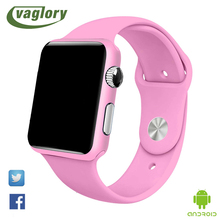 Vaglory Bluetooth G11 Smart Watch For Women Sync Notifier Smartwatch Fitness Tracked Support SIM Card Wristwatch PK U8 DZ09