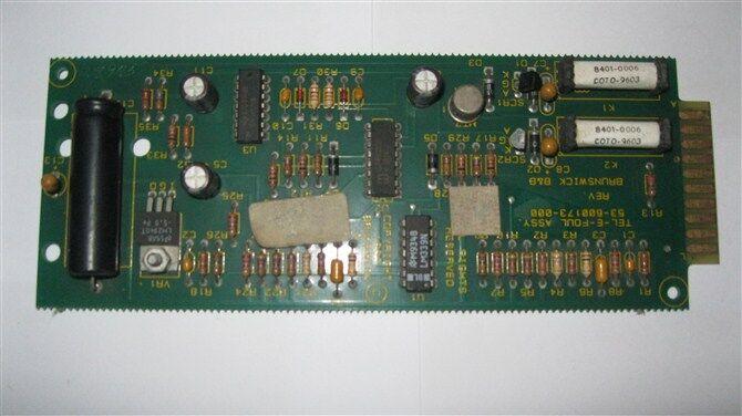 Top qualité AMF marque Bowling pièce de rechange AMF machine boîte de contrôle avant