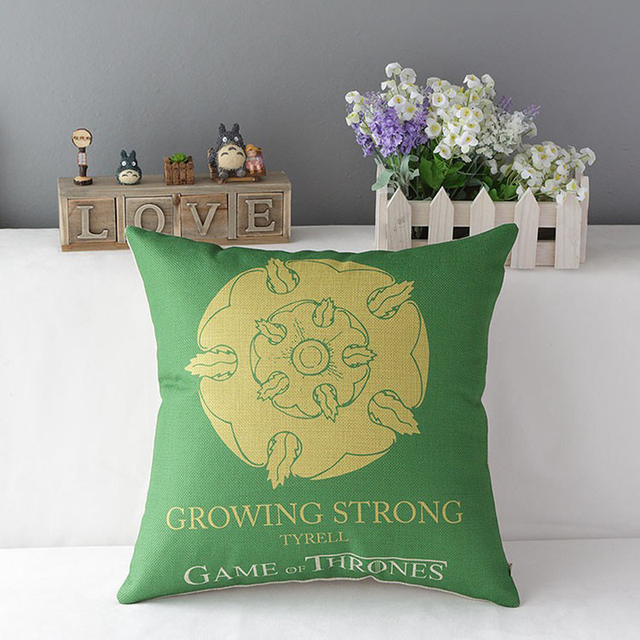 Game of Thrones Cotton Pillow  5