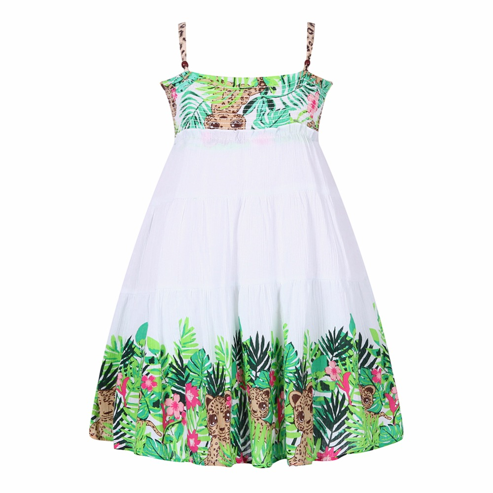 Подробнее о Kids Clothes Baby Girls Dresses Bohemian Style Summer Princess Dress Animal Flower Print Robe Mariage Fille Children Elsa Dress baby girl dress 2016 brand girls summer dress children clothing lemon print kids dresses for girls clothes robe princesse fille
