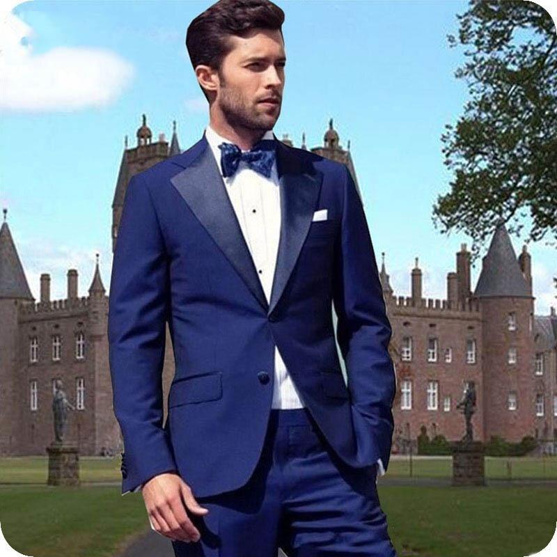 custom-made-blue-suits-for-groom-wedding