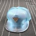2016 New 3 colors Kids Super Baseball Cap Unisex Boys Girls Summer Bones Snapback Caps Sun Hip Hop Casquette Children Hats
