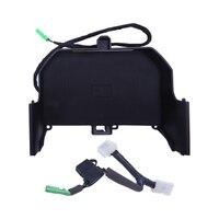 Araba için kablosuz şarj cep telefonu konsolu şarj Qi kablosuz şarj için Bmw G30 G38 530I 530D 520I 540I 2018 2019