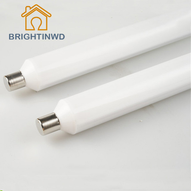 high power not Dimmable S19 led bulbs 6W s19 led tube lights 120LM/W with AC110V AC220V 3 years warranty