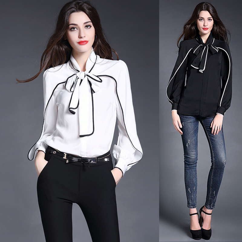 Best Quality New Brand Tops Fashion 2018 Spring Women