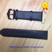 Orijinal kingwear kw99 smartwatch akıllı saat kemer phonewatch kol saati saat saat yedek kemer kordonlu saat Bilek Kayışı Band