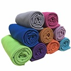 Fashion Creative Sport Cooling Towel Sweat Summer Ice Towel Ice Cool Towel High Quality PVA Hypothermia Cold Towels