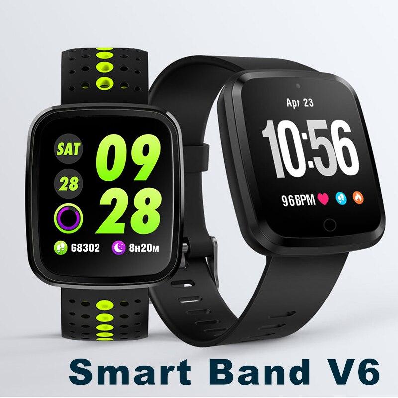 Smart Bracelet RollsTimi Man Watch LED Pedometer Casual Fashion Blood Pressure Heart Rate monitor Waterproof Sports Smart watch casual layered heart wings watch