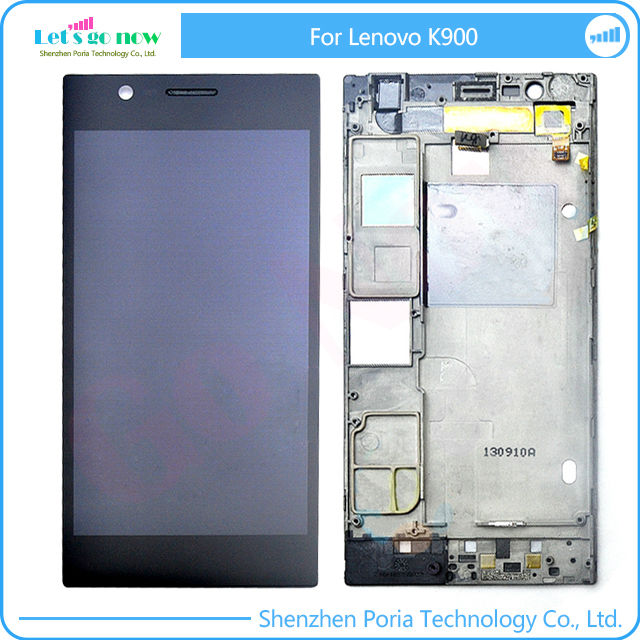 5.5 Inch LCD Display For Lenovo K900 Screen+Touch Screen Assembly New Replacement With Frame+Tools5.5 Inch LCD Display For Lenovo K900 Screen+Touch Screen Assembly New Replacement With Frame+Tools