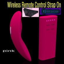 Powerful Wireless Bluetooth Remote Control Vibrator Strapon Vibrating Panties Clitoris Stimulator Sex Toys For Woman