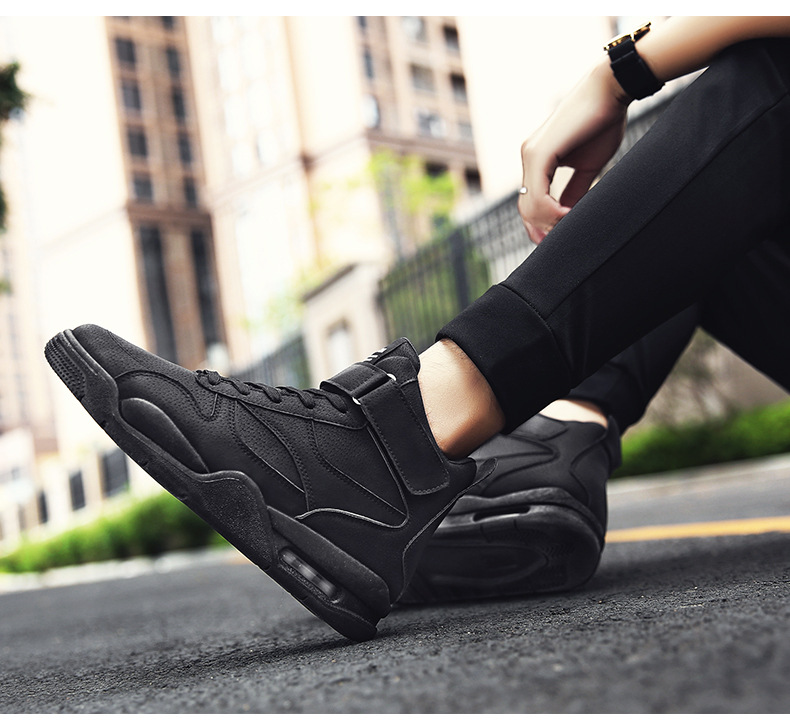 Men Shoes 2018 New Mens Running Shoes  High Top Sneakers Sport Male Athletic Outdoor Jogging Shoes Zapatillas Hombre Deportiva (12)