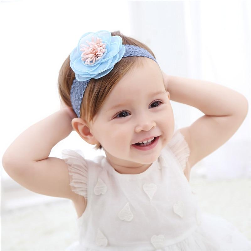Moda Dla dzieci Śliczne akcesoria do włosów Dla dzieci Pasmo - Odzież dla niemowląt - Zdjęcie 6