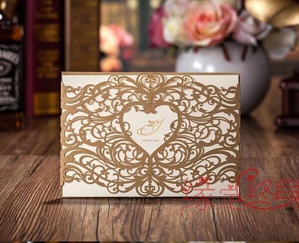 aliexpress com buy 30pcs lot cw5017 new style wedding invitation