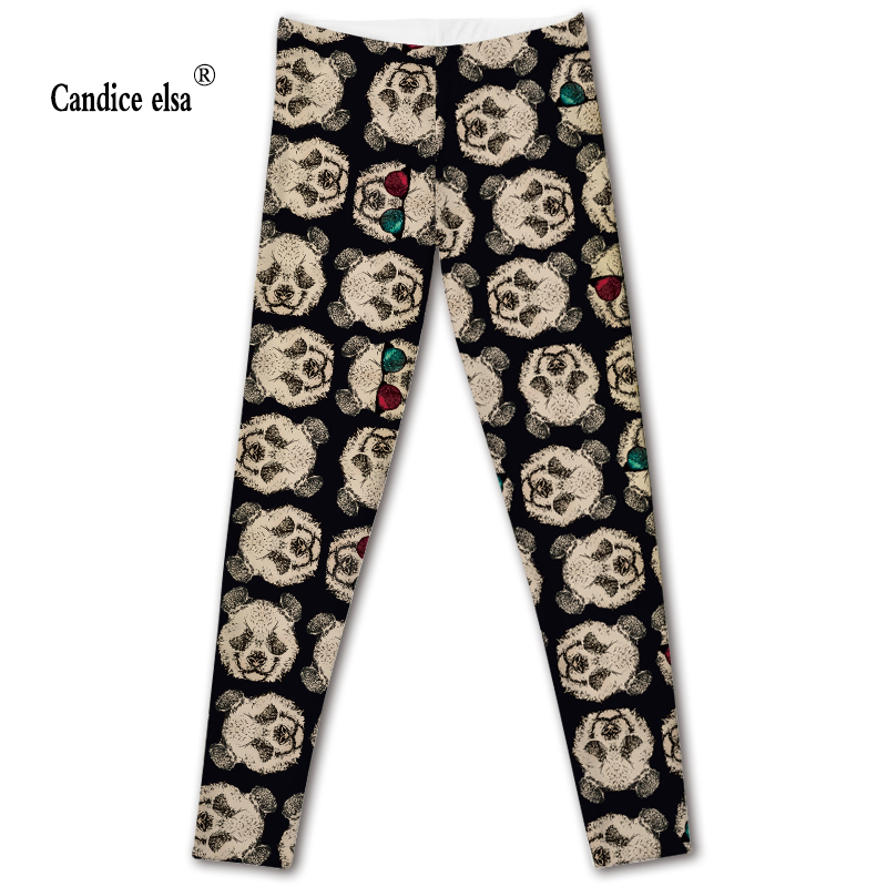 2016 new  Hot sales New arrival SEXY Fashion Women Clothing COMMANDO LEGGINGS Drop Shipping of Pretty Panda