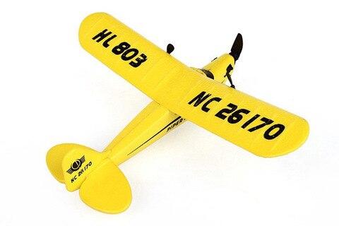 impull frete gratis fx803 2ch super planador aviao forma de controle remoto brinquedos prontos para