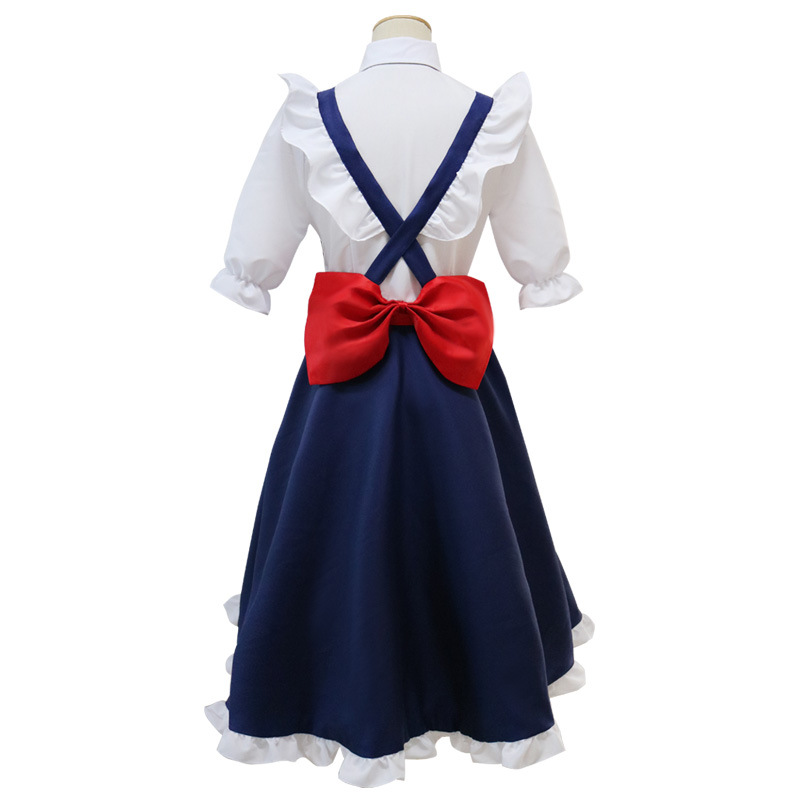 Image 3 - Miss Kobayashi's Dragon Maid Tohru Cosplay Costume for Women Kobayashi San Chi No Maid Uniforms Costume-in Anime Costumes from Novelty & Special Use