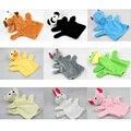 Nuevo animal niños cuentacuentos muñeca marioneta de dedo animal de la historieta incluso grande toysplush de aprendizaje del bebé juguetes de la muñeca
