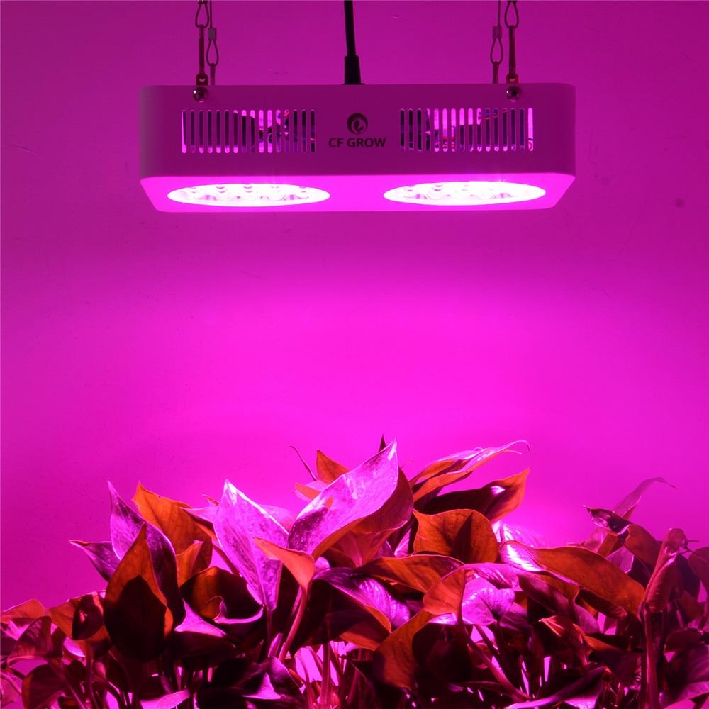 2 x 1000W Spectrum UV IR LED Hydroponic Plant Grow Light Bulb Lamp Lighting Grow