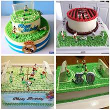 1 Set Football Game Soccer Sport Cake Decoration Party Decoration Birthday Party DIY Gifts PD407(China)