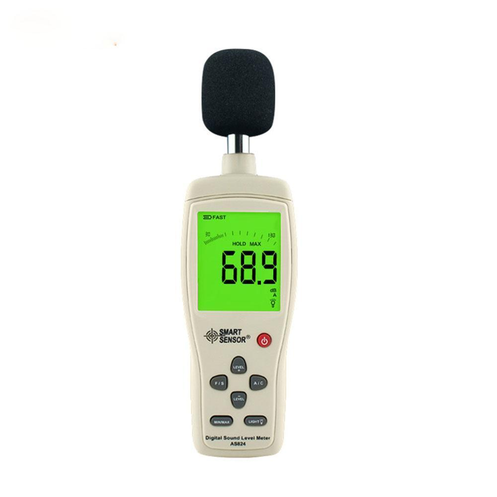 Sound Level Meter/sound Smart Sensor Digital pressure level 30~130dB sound level meter sk1358