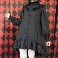 Principessa dolce lolita bambola Dolly Dellantique; una foglia di loto vestito Dolley-0237