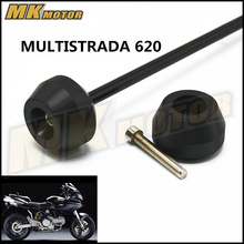 Free delivery For DUCATI Multistrada 620 2003-2006  CNC Modified Motorcycle drop ball / shock absorber