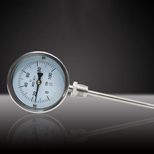 цены Digital display bimetal thermometer digital thermometer measurement thermometer industrial temperature measurement tool