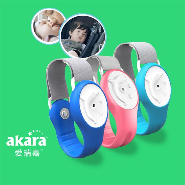 Envío Gratis Nuevos Niños Akara Portátiles Inteligentes Bluetooth Smart Monitor de Bebé Termómetro Electrónico Termómetro Del Hogar