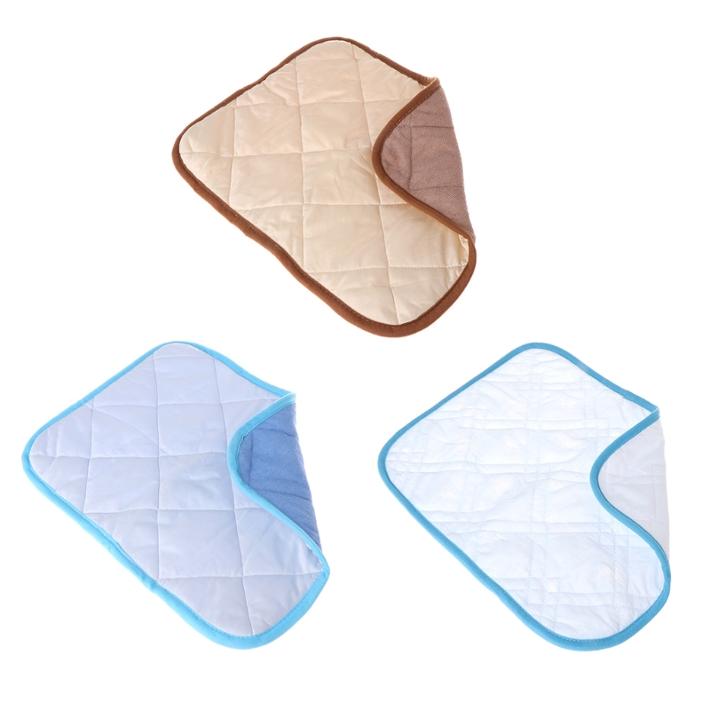 2018 NEW Quilt Viscose Fiber Dogs Cats Breathable Cushion Pet Cooling Pad Summer Mat Bed