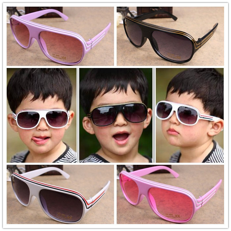 Vintage Baby Boy Girls Kids Sunglasses lunette de soleil Goggles Eyeglasses Children Sun Glasses Oculos De Sol Gafas infantile