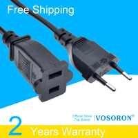 Europäischen Schuko CEE7/16 1pin Stecker zu USA Buchse Power Adapter Kabel, schuko Stecker auf UNS Nema 1-15R Power Adapter Kabel, 30 CM