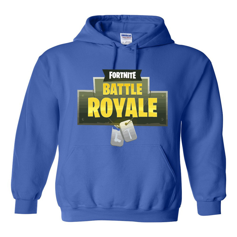 fortnite hoodies 100% cotton SD 2018 New Mens fashion sweatshirts men 3d Fortnite Battle Royal hoodies wholesale