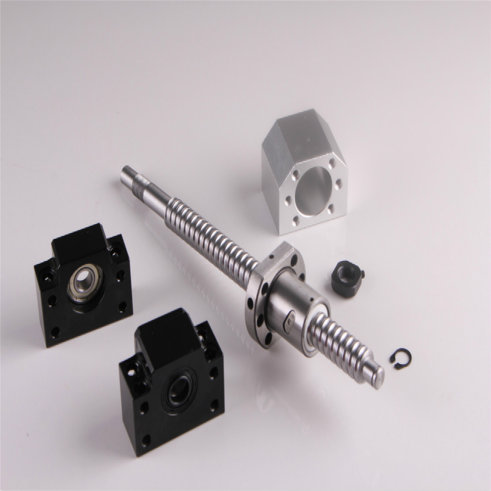 Ballscrew SFU1605 L-550mm C7 & BK/BF12 End Support&Ballnut Housing Free Shipping 1Set tryptophan 99% l tryptophan 100pieces bottle support relaxation promote result sleep aid support positive mood free shipping